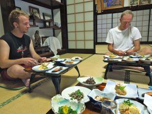 Daishin-bo Dinner