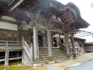 Churen-ji shrine