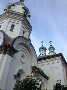 Hakodate's Russian Orthodox Church