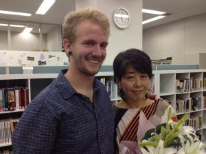 Thom will miss Ishikawa-san