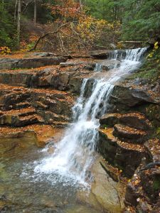 Stairs Falls, Falling Waters Trail