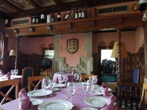 Hotel Collado Dining Room