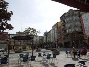 Plaza de la Paz, Haro