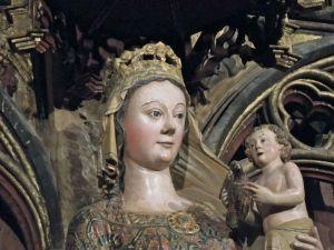 Mary, Santa Maria de los Reyes