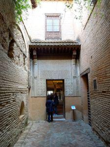Entrance to Nasrid Palace
