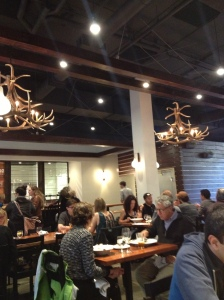 Modern decor and rustic fare at Assembly