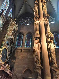 The Doomsday Pillar near the Astronomical clock